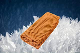Cooling Towel, ICE Towel, Cold SNAP Towel, Cooling Wraps for Summer Heat, for Neck, for Athletes, Yoga Towel, Hiking Towel...