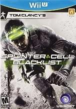 Tom Clancy's Splinter Cell Blacklist Upper Echelon Edition - Wii U