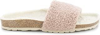 Bayton Kimo Slippers, Wool Pink, 6