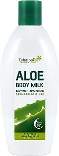 TABAIBA Body Milk Aloe Vera Crema hidratante de Aloe Vera 250 ml