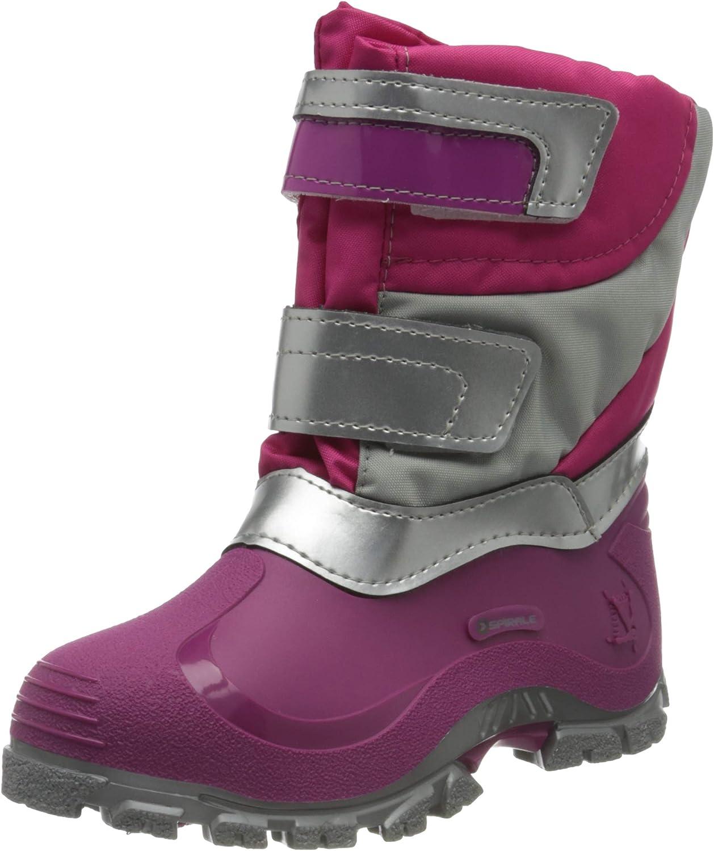 Spirale Girl's Boot 上質 在庫あり Snow