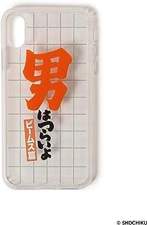 (ビームス ジャパン)BEAMS JAPAN/財布 小物 男はつらいよ ビームス篇 iPhone X・Xsケース クリア -