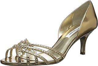 Nina Women's Coastal-YY Dress Sandal,Bronze/Light Bronze,9.5 M US