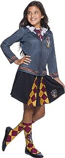 Harry Potter Costume Top, Gryffindor, Medium