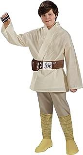 Rubies Star Wars Classic Child's Deluxe Luke Skywalker costume, Small