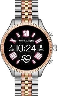 Michael Kors Smartwatch Gen 5 Lexington Connected con Wear OS by Google e Altoparlante, GPS, Frequenza Cardiaca e Notifich...