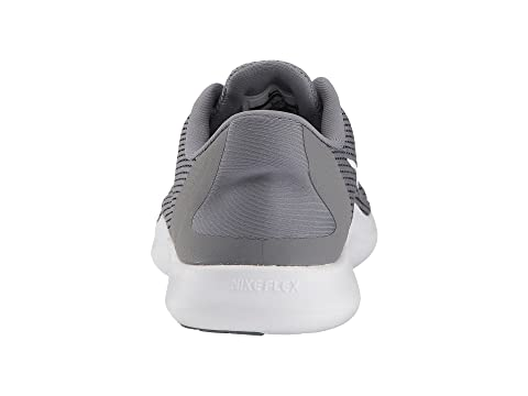 Nike Flex RN 2018 Cool Grey/White/Cool Grey Clearance 2018 New Clearance Store Sale Online hRhkjRkKe