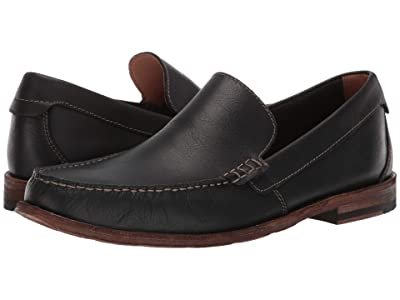 Clarks Pace Barnes (Black Leather) Men