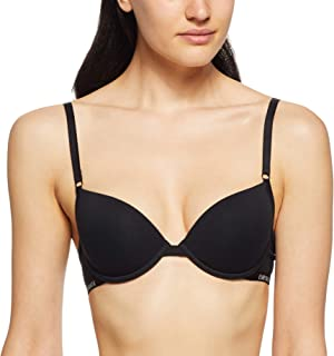Emporio Armani Women's Ladies Knitted Push Up Bra
