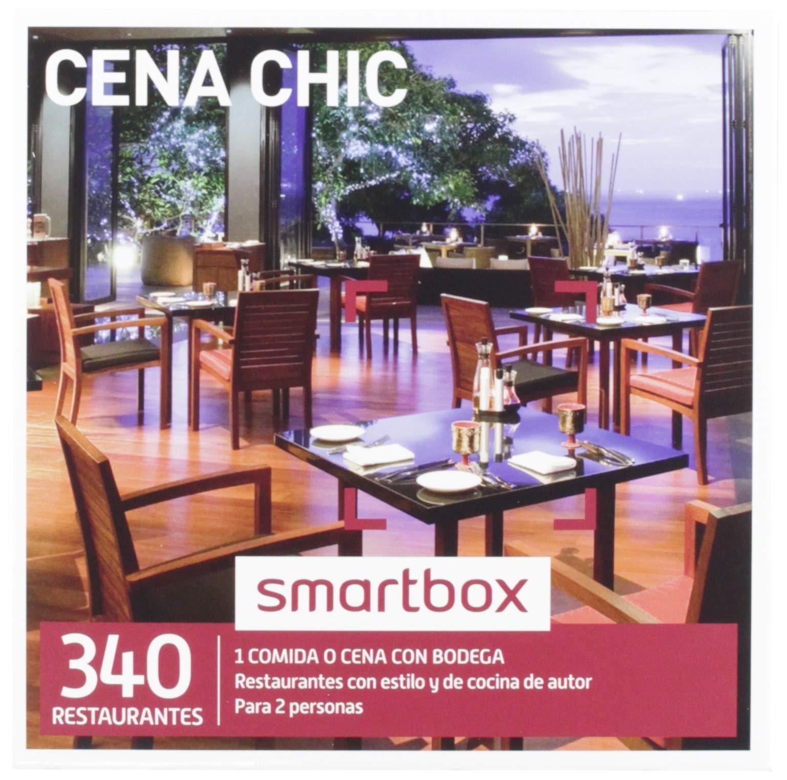 SMARTBOX - Caja Regalo - GASTRONOMÍA CON ESTRELLA - 29 restaurantes en España galardonados con 1 estrella en la guía Michelin: Amazon.es: Deportes y aire libre