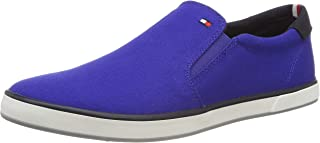 Tommy Hilfiger Men's Iconic Slip On Sneaker Low-Top