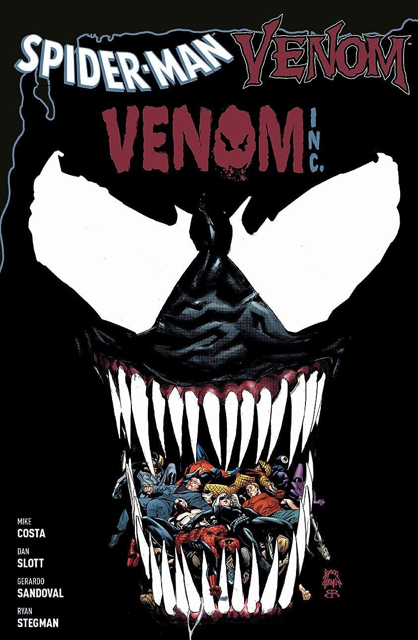 前者オークランド統計的Spider-Man & Venom: Venom Inc.