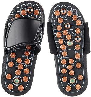 4f6d46e7cd510b Pantoufles De Massage D'acupressure De Pied, Sandales De Réflexologie Des Pieds  Chaussures De