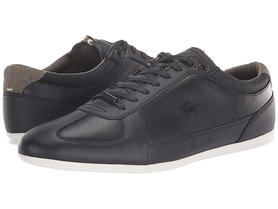 Lacoste Evara 318 2 (Black/Off-White) Men