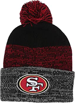 San Francisco 49Ers Static Cuff Knit