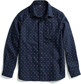 Tommy Hilfiger Boys' Adaptive Magnetic Button Shirt