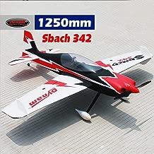 DYNAM RC Airplane Sbach 342 1250mm Wingspan - BNP