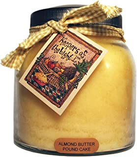 A Cheerful Giver Almond Butter Pound Cake 34 oz. Papa Jar Candle, 34oz