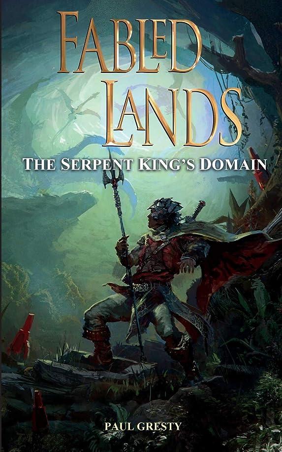 一生鉱夫フレアThe Serpent King's Domain (Fabled Lands)