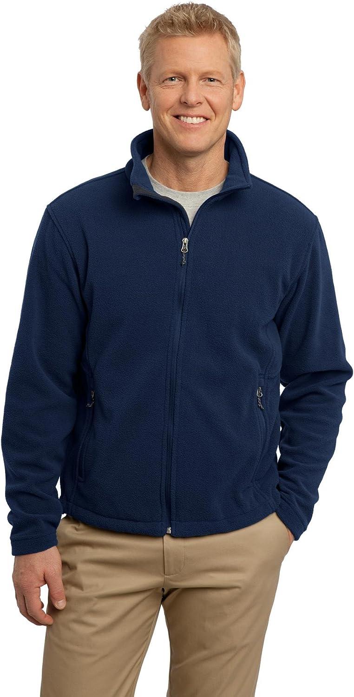 Port Authority Men's Tall Value Fleece Jacket