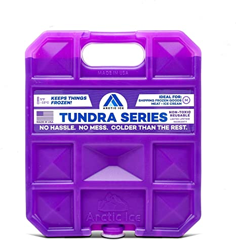 Tundra Series Ice Packs by Arctic Ice