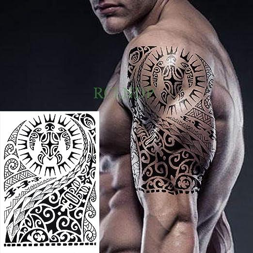 Oberarm mann tattoo Tattoo Vorlagen