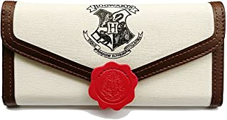 Portafoglios donna Compatibile per Avviso di Ammissione all'Università di Harry Potter Hogwarts Ultrasottile i Possessori ...