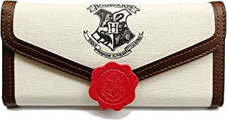 Women's Wallet Compatible for Harry Potter Hogwarts Slim Credit Card Holder Small Wallet for Women …