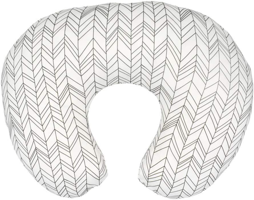 Binory Newborn Cotton Breastfeeding Pillow Cover