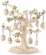 Lenox Easter Miniature Tree & 12 Ornaments Set Eggs Bunny Lamb Chick Ducks
