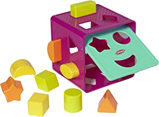 Playskool Form Fitter, Shape Sorter, Ages 18 Months & Up (Amazon Exclusive)