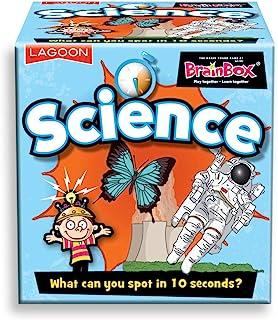 The Lagoon Group 1705 Mini Tabletop BrainBox Science, Multi