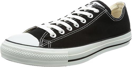 Converse Unisex Chuck Taylor All Star Ox Basketball chaussures noir 11 B(M) US femmes 9 D(M) US Hommes