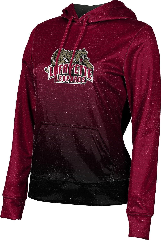ProSphere Lafayette College Girls' Pullover Hoodie, School Spirit Sweatshirt (Ombre)