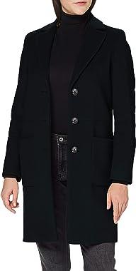 Daniel Hechter Wollmischungs-Mantel Manteau de mélange de Laine Femme
