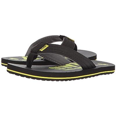 Vans Kids T Street Jr. (Little Kid/Big Kid) ((Vans Sk8 Boards) Black/Sulphur Springs) Boys Shoes