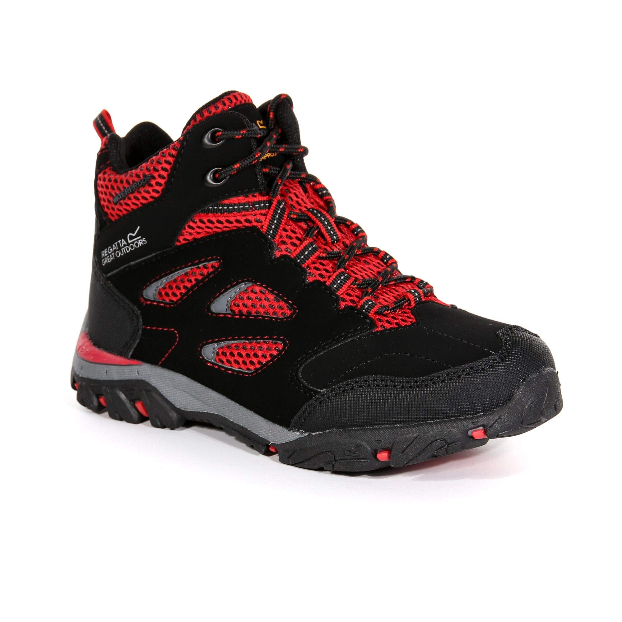 Regatta Childrens//Kids Holcombe IEP Junior Hiking Boots