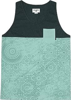 Men's Mosaic Shifty Knit Tank Top