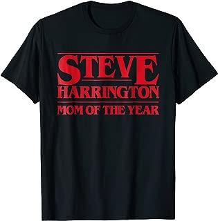 Meme Things Steve Harrington Mom of The Year T-shirt