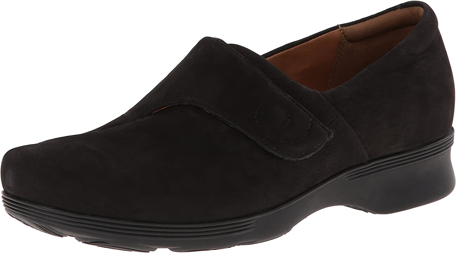 Clarks Women's Aubria Myth Comfort Slip On Casual Loafers