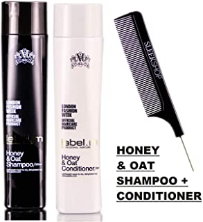 Best label m honey and oat shampoo and conditioner Reviews