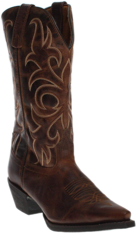Laredo Maddie Rust Snip Toe Boot 51114