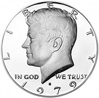 1979 S Gem Proof Kennedy Half Dollar US Coin 1/2 Proof US Mint