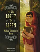 for the right to learn malala yousafzai's story