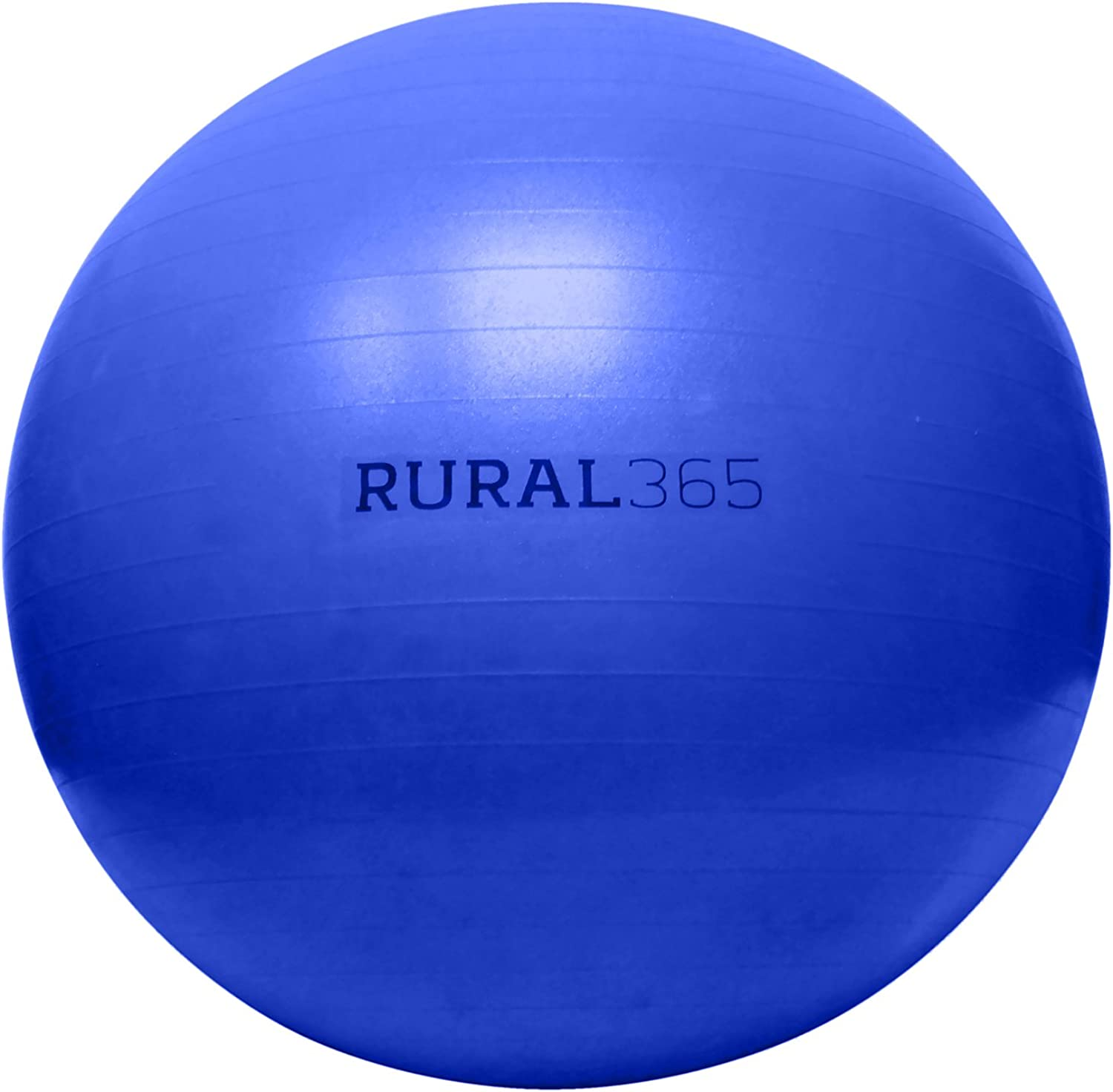 """Rural365 Large Horse Ball Toy in bluee, 40"""" Inch Ball AntiBurst Giant Horse Ball – Horse Soccer Ball, Pump Included"""