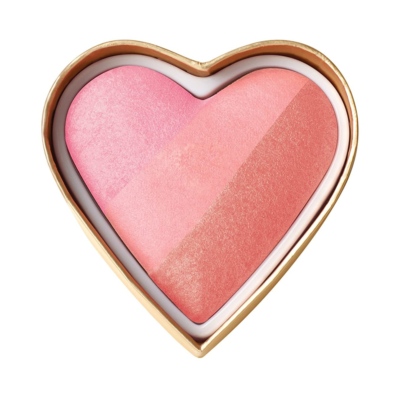 作成する即席徹底Too faced perfect blush - candy glow