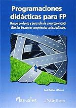 Programaciones didácticas para FP (Ciencia y tecnología