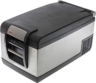 ARB Portable Fridge Freezer 63 Quarts Electric Powered 12V/110V Home Series II Black 10801602