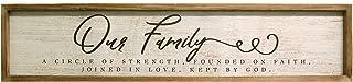 Stratton Home Decor Family Wall Art, 36.00 W X 1.00 D X 8.00 H, Neutral