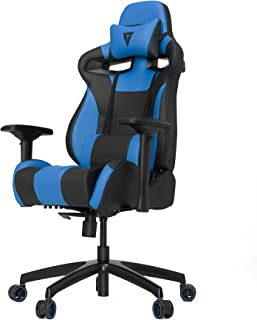 VERTAGEAR S-Line 4000 Gaming Chair, Medium, Black/Blue
